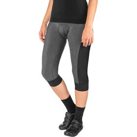 Protective Effect 3/4 Tights Damen grey melange